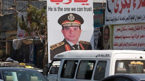 What America wants in Egypt