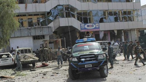 Deadly attacks in southern Afghanistan