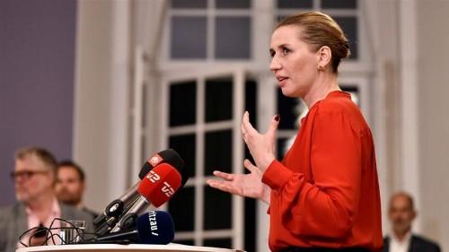 Denmark's Social Democrat leader forms new leftist government