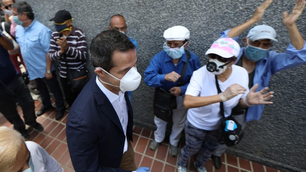 Venezuela: Arrest warrants for Guaido's ad hoc central bank board