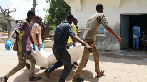 Somalia: Car bomb explodes near Mogadishu airport