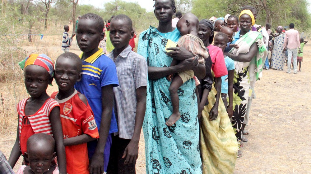 South Sudan fighting surge sparks fears of catastrophe
