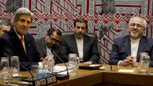 Kerry sees potential for swift Iran deal