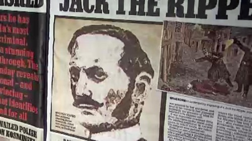 Is this the true face of Jack the Ripper?