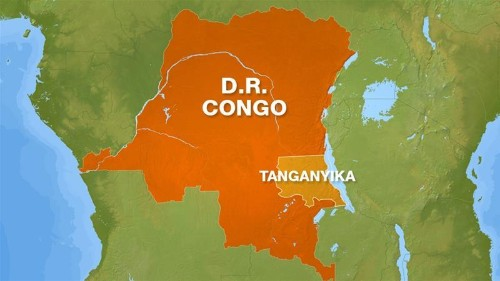 Dozens feared dead after train derails in DR Congo