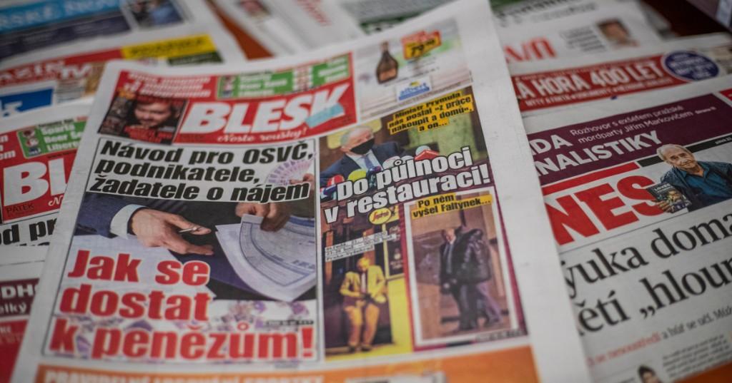 New Czech health minister breaks his own coronavirus rules