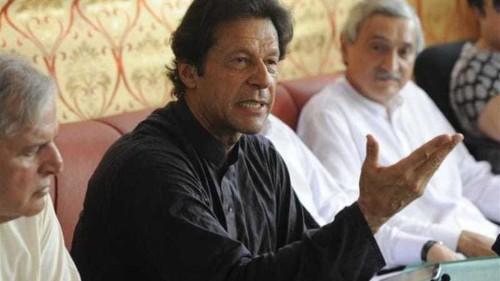 Imran Khan's party quits Pakistan parliament