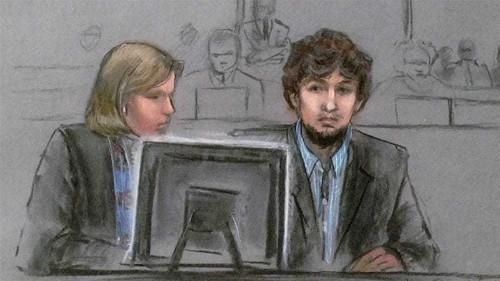 Prosecutors rest case against Boston bombing suspect