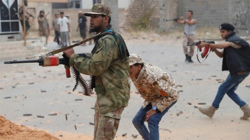 Libyan government agrees to UN-backed Eid al-Adha ceasefire