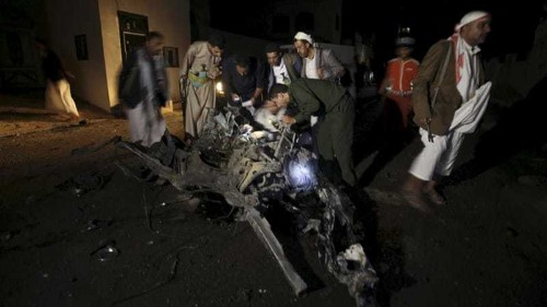 ISIL Yemen branch claim responsibility for mosque blast
