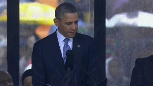 The world bids farewell to Mandela