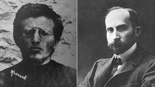 White and red: Tales from the Russian Revolution