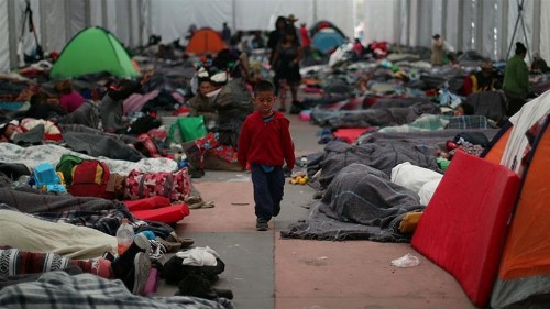 After resting in Mexico City, caravan ready to continue north