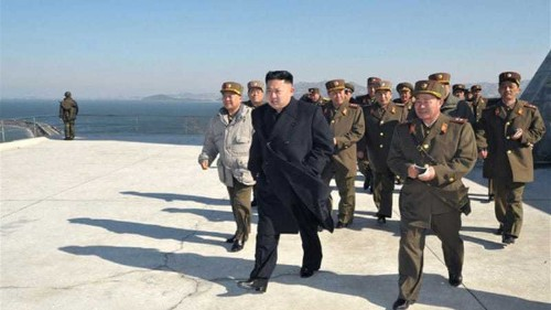 North Korea threatens to strike US mainland