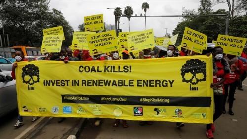 Kenyan court blocks coal project near world heritage site