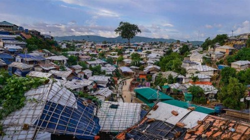 Two years on: Rohingya refugees in Bangladesh