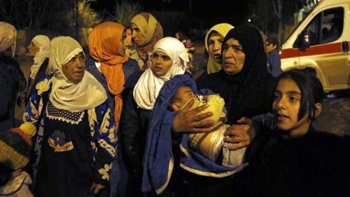 Letter from Madaya: 'Why doesn't anyone care?'