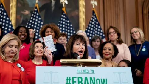 US House removes ratification deadline for Equal Rights Amendment