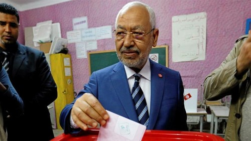 Ennahda's Rached Ghannouchi to stand for Tunisia parliament polls