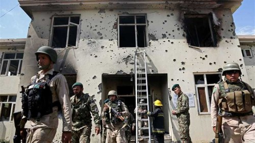 Taliban launch attacks across Afghanistan
