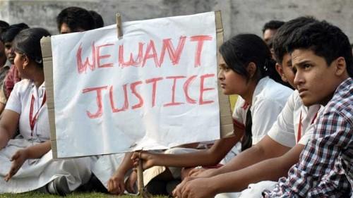 Indian police arrest four men over rape of nun
