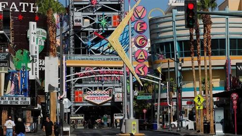 Las Vegas bets on self-driving cars: Public Transportation