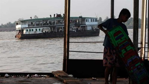 Myanmar ferry accident leaves dozens dead