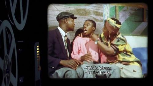 The propaganda films of apartheid-era South Africa