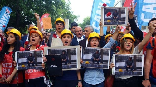 Turkey seeks life term for suspects over 2013 Gezi Park protests