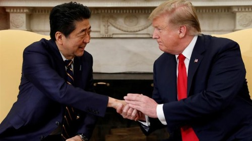 US and Japan reach preliminary trade deal