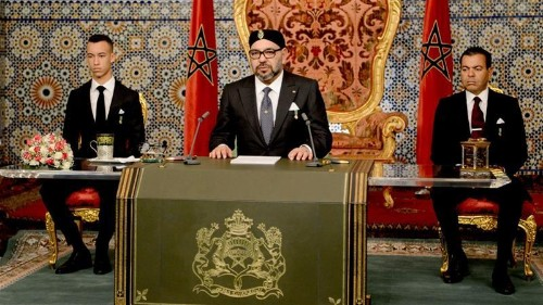 Morocco's king invites Algeria for 'frank, direct dialogue'