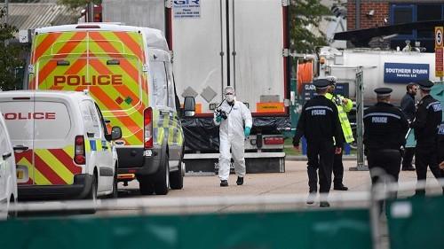 UK truck deaths shine spotlight on human trafficking