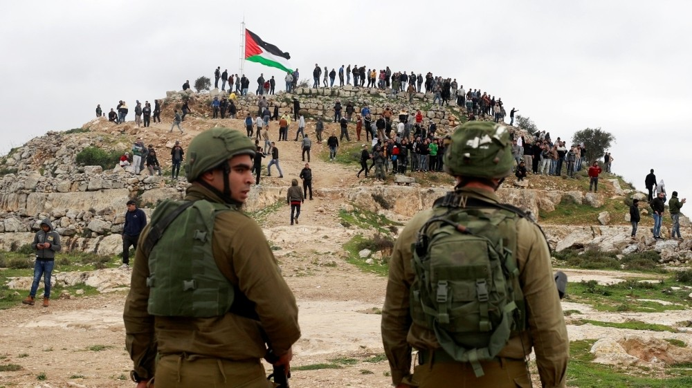 To resolve the Palestinian question we need to end colonialism