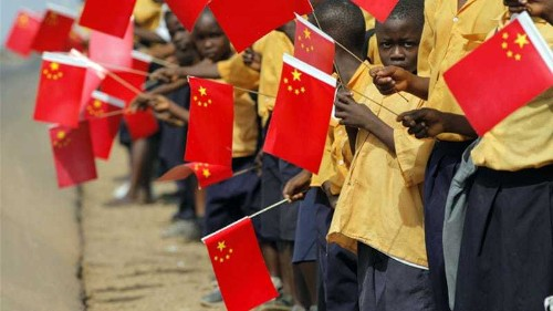 China's scramble for Africa