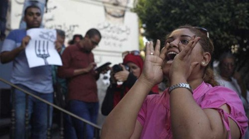 Call for Egyptian teen's freedom grows as hearing nears