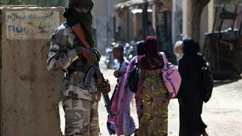 Ban proposes Mali peacekeeping force
