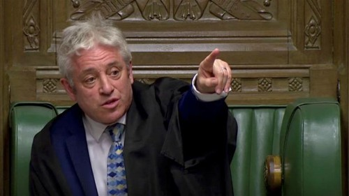 John Bercow: Speaker at centre of Brexit debate to retire