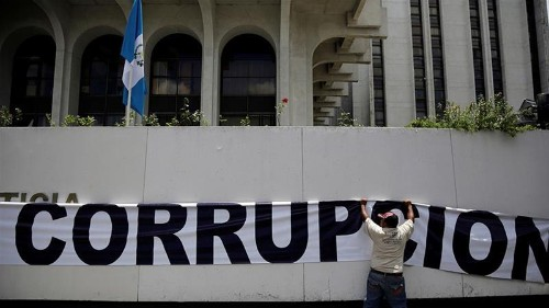 Guatemalan officials arrested for corruption after leaving office