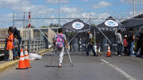 Mexico deports 311 Indian migrants to New Delhi