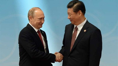 China and Russia sign gas deal worth $400bn