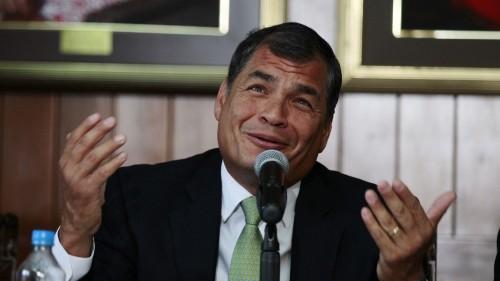 Strike brings Ecuador's capital to a standstill
