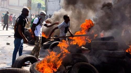 Haiti: Six killed in anti-corruption protests