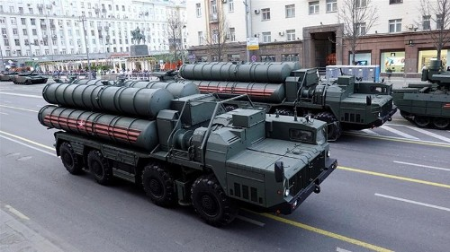 Erdogan: No step back from S-400 deal with Russia