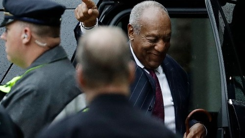 Cosby sentenced to 3-10 years, deemed 'sexually violent predator'