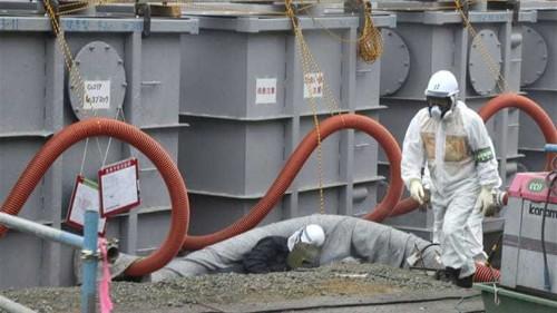 Radioactive leak reaching Pacific, says Japan