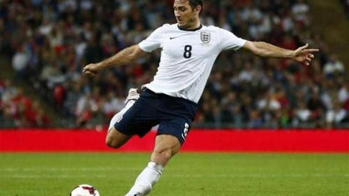 Lampard retires from international football