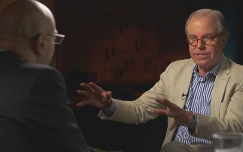 Nicholas Negroponte talks to Ali Velshi