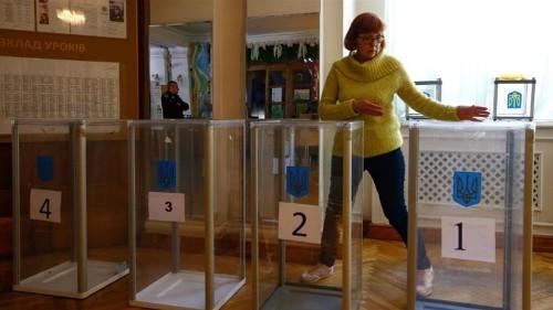 Polls open in Ukraine's presidential runoff vote