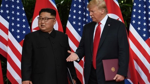 As Trump engages Putin, his deal with Kim collapses
