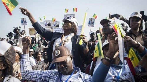Senegal candidates wrap up campaigns ahead of presidential vote